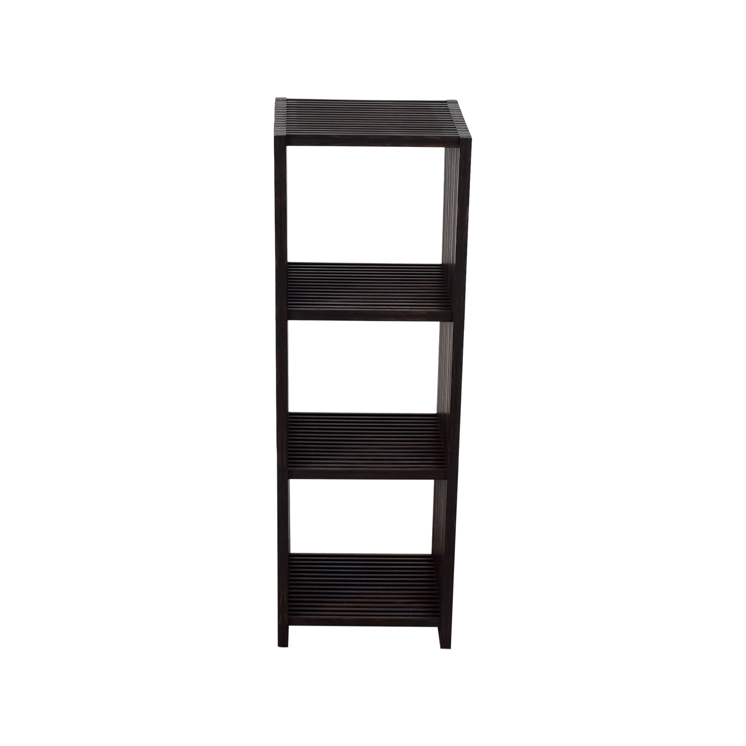 Seville Classics Seville Classics 4-Tier Folding Bookcase Shelf price