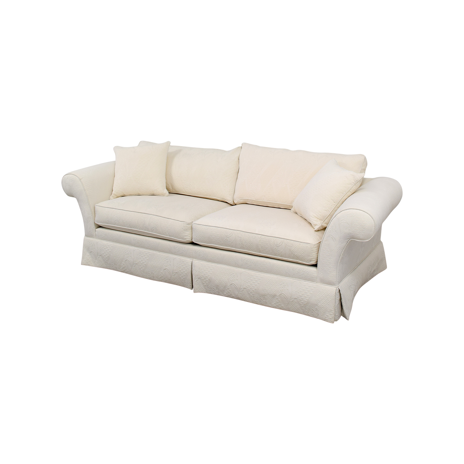 white sofa and loveseat. ethan allen rolled arm white sofa sofas and loveseat a