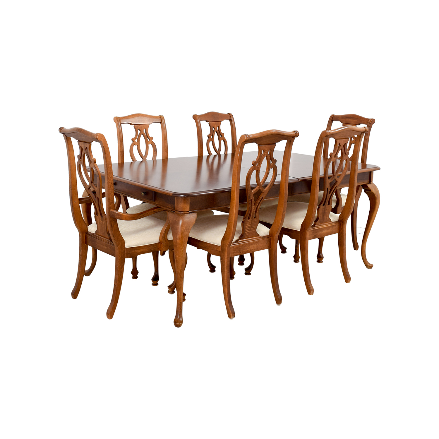 American Drew Dining Table Set
