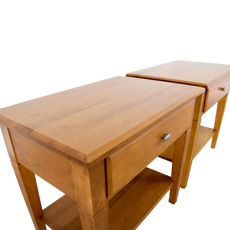... Shop Ethan Allen Single Drawer End Tables Ethan Allen End Tables ...