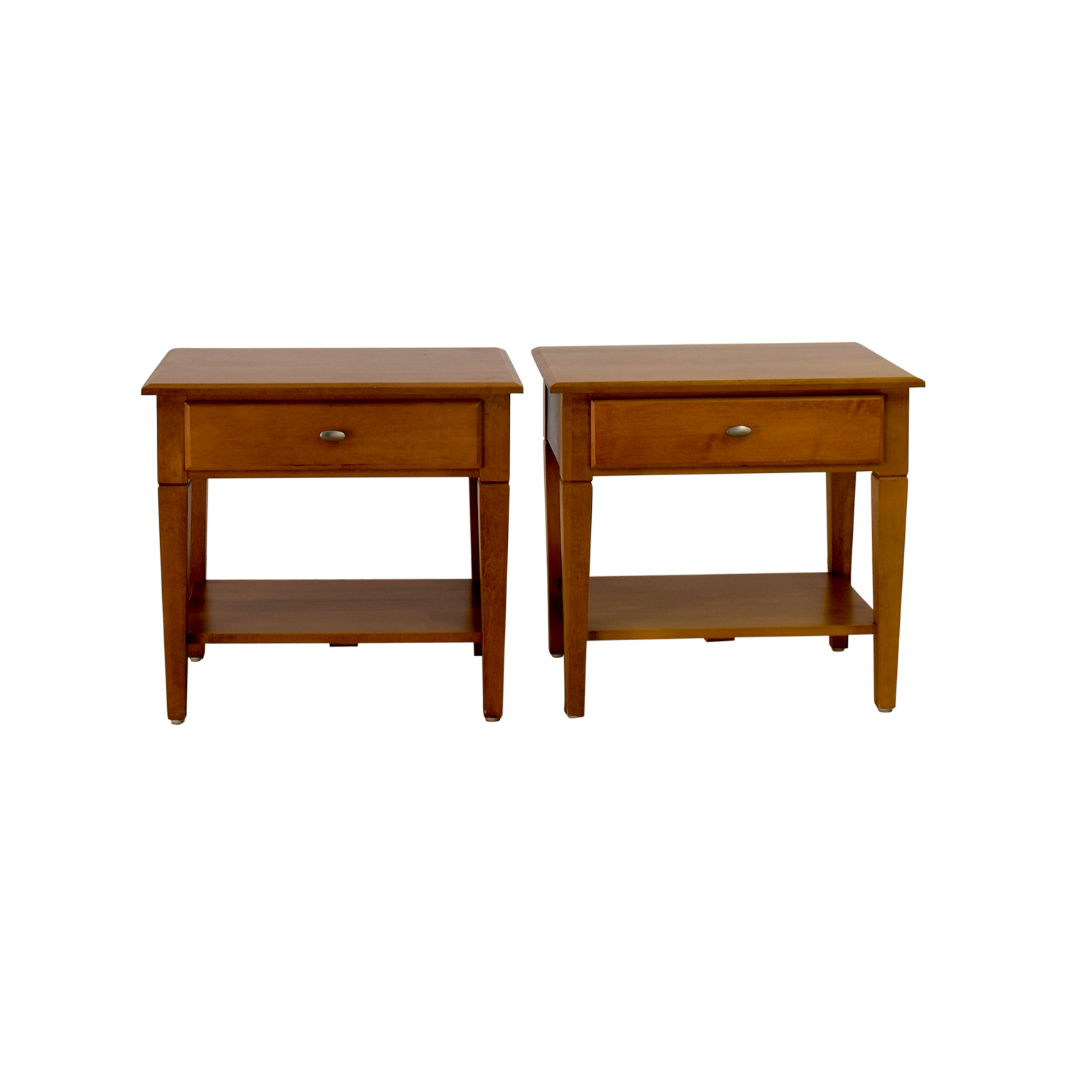 Ethan Allen Single Drawer End Tables sale