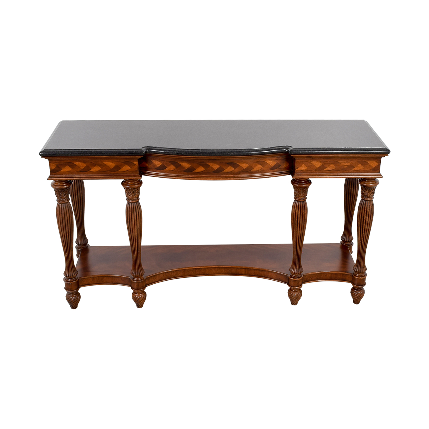 Dining Buffet with Marble Top sale