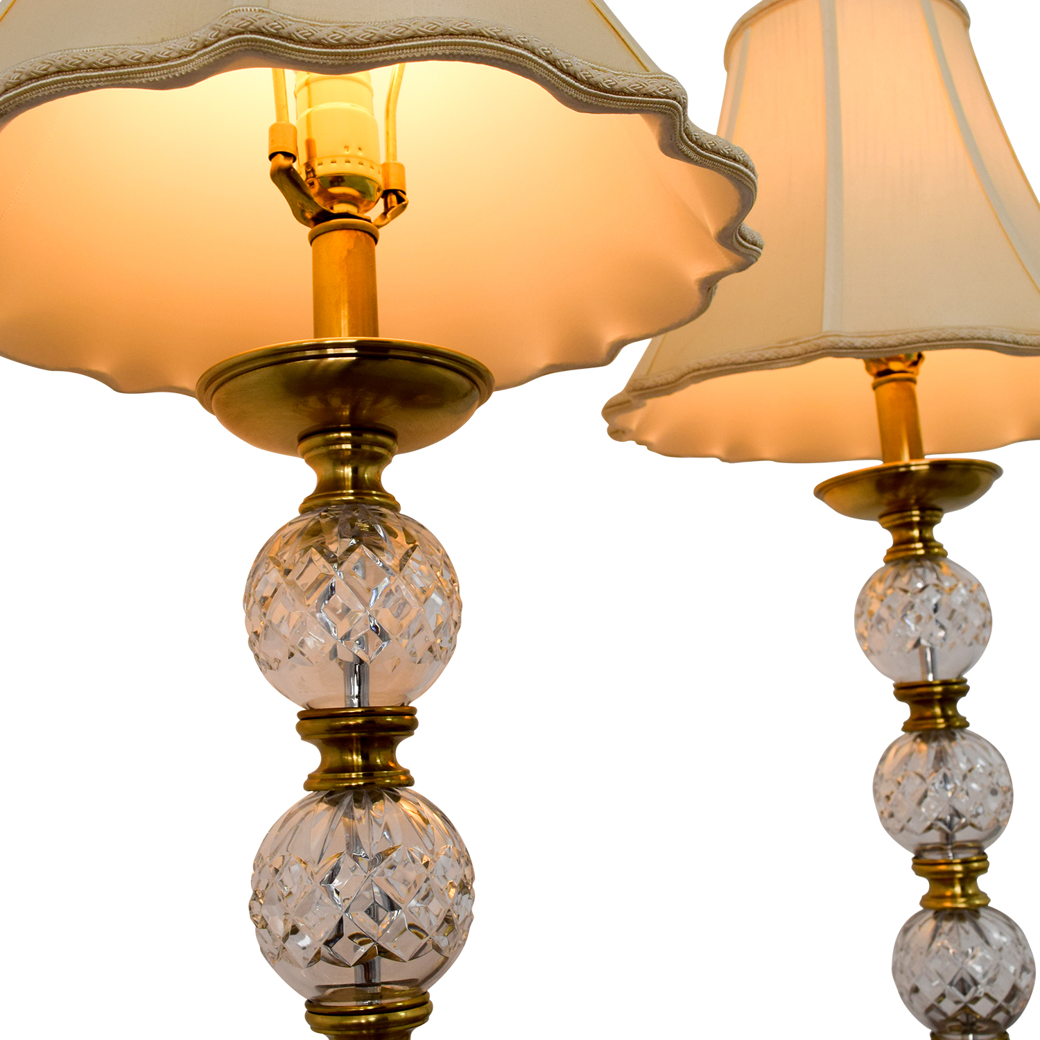 56 off waterford waterford lismore buffet lamp decor waterford waterford lismore buffet lamp discount arubaitofo Gallery