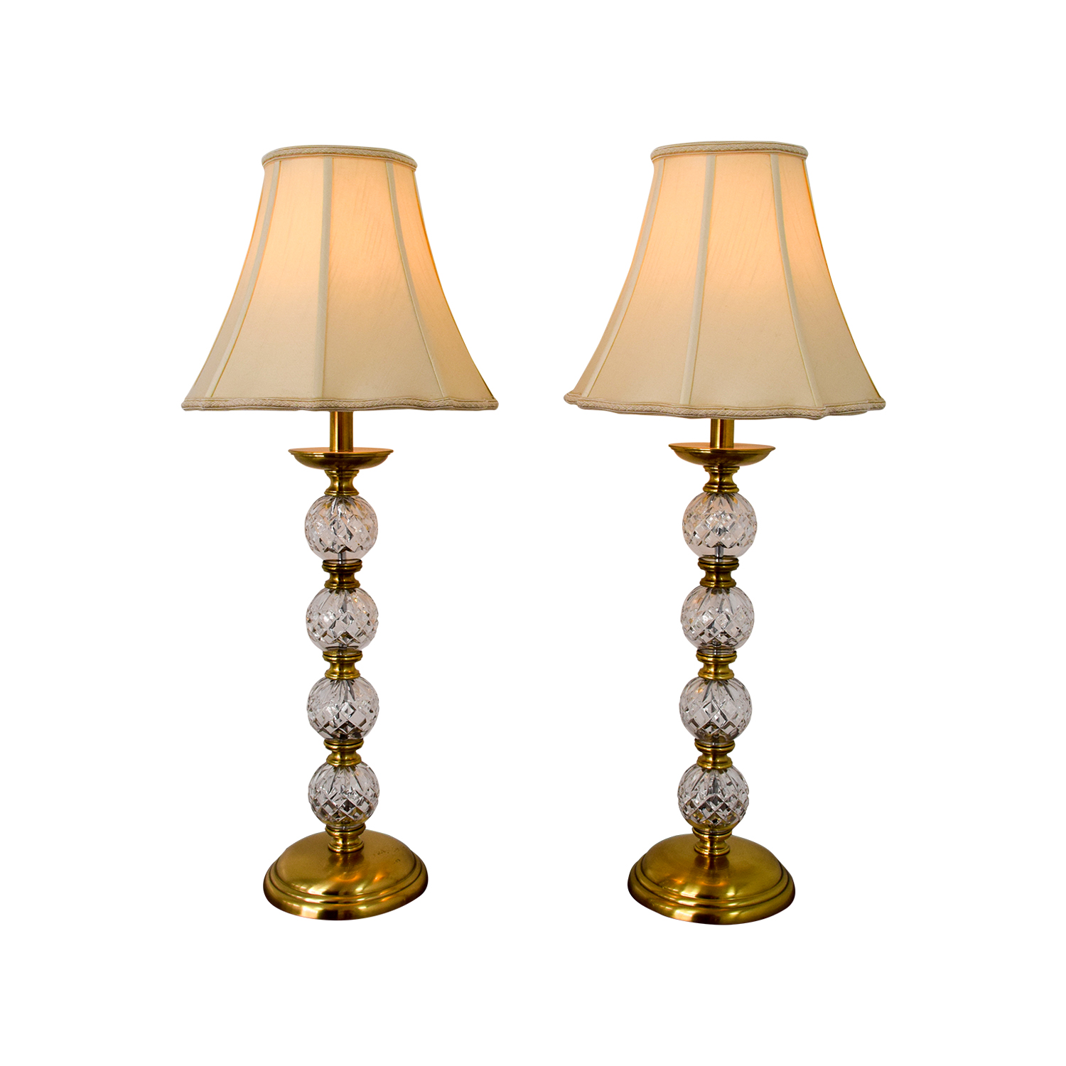 Waterford Lismore Buffet Lamp / Decor