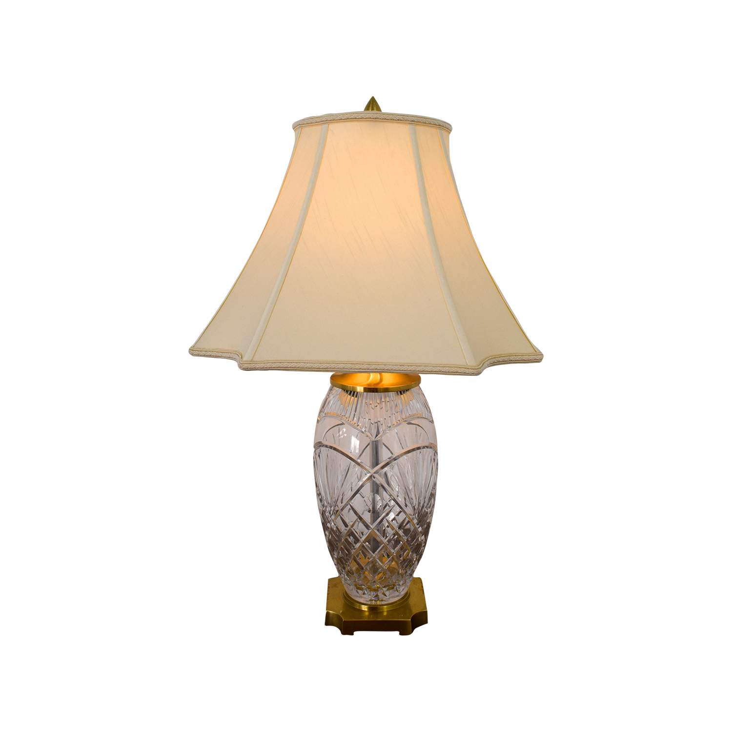 buy Waterford Glass Table Lamp Waterford