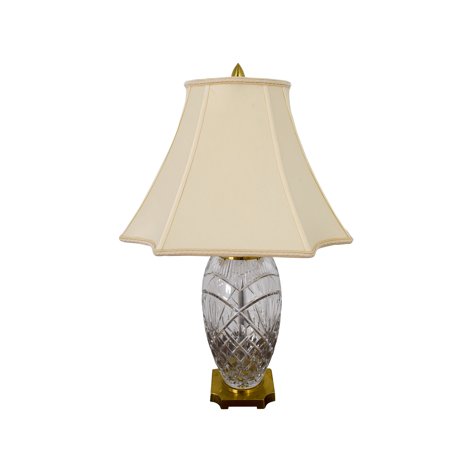 buy Waterford Waterford Glass Table Lamp online