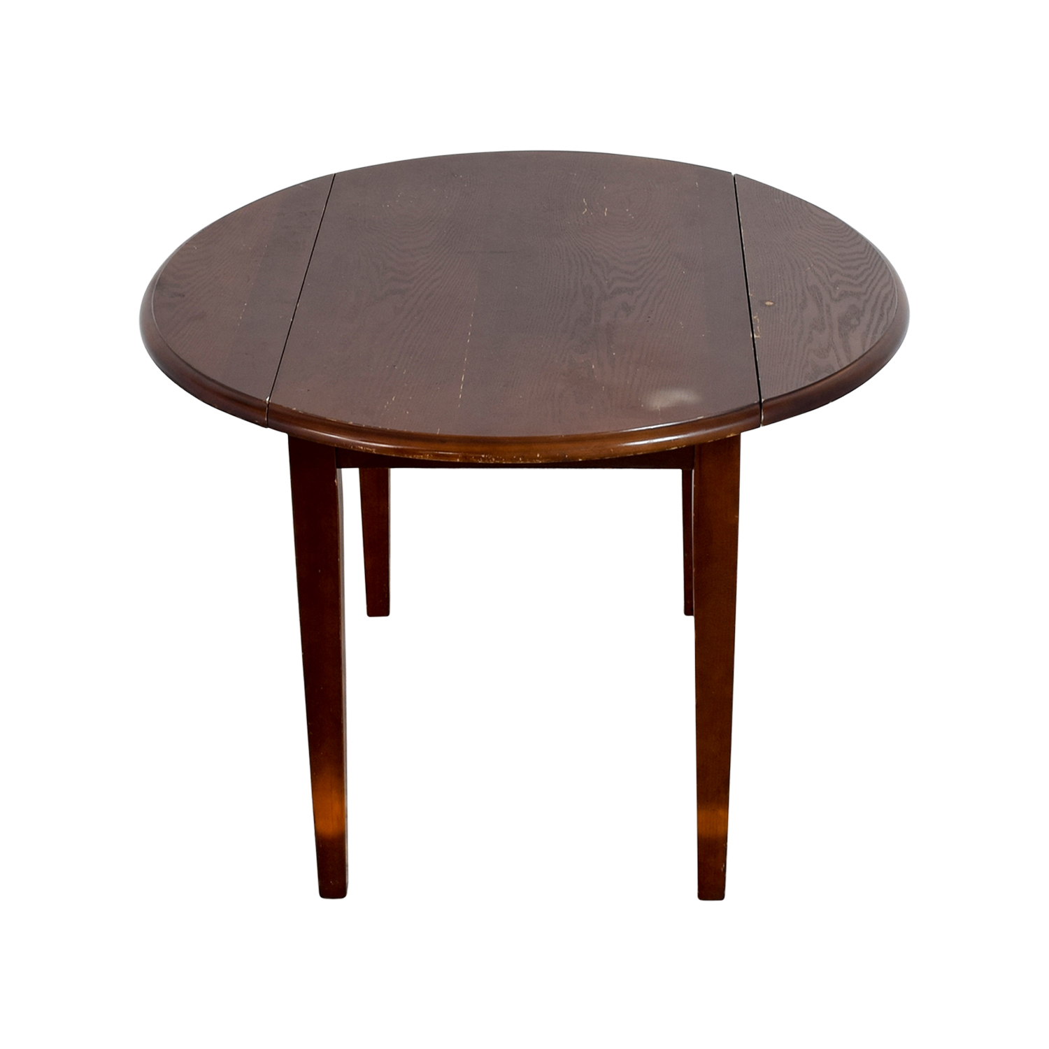 shop Round Convertible Dining Table Dinner Tables