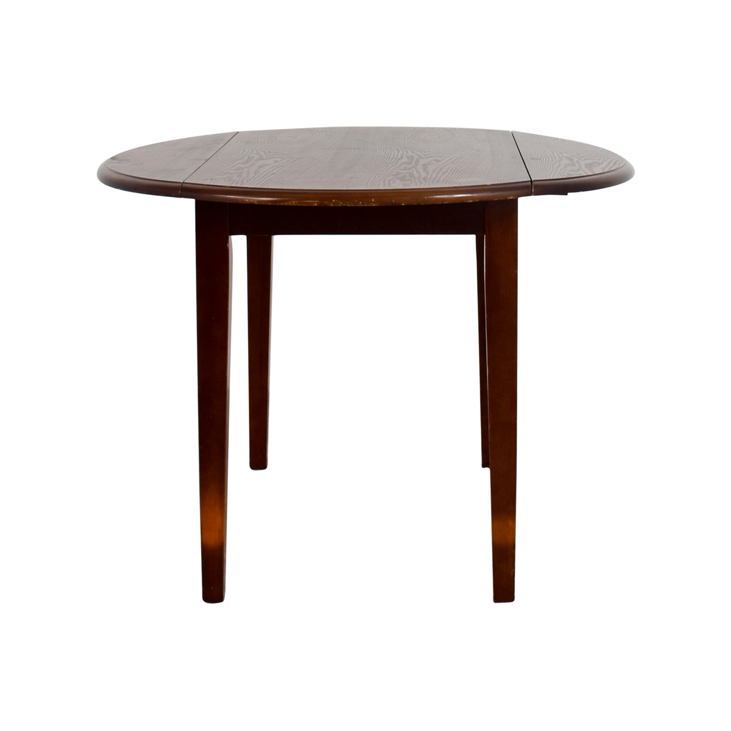 Picture of: 85 Off Round Convertible Dining Table Tables