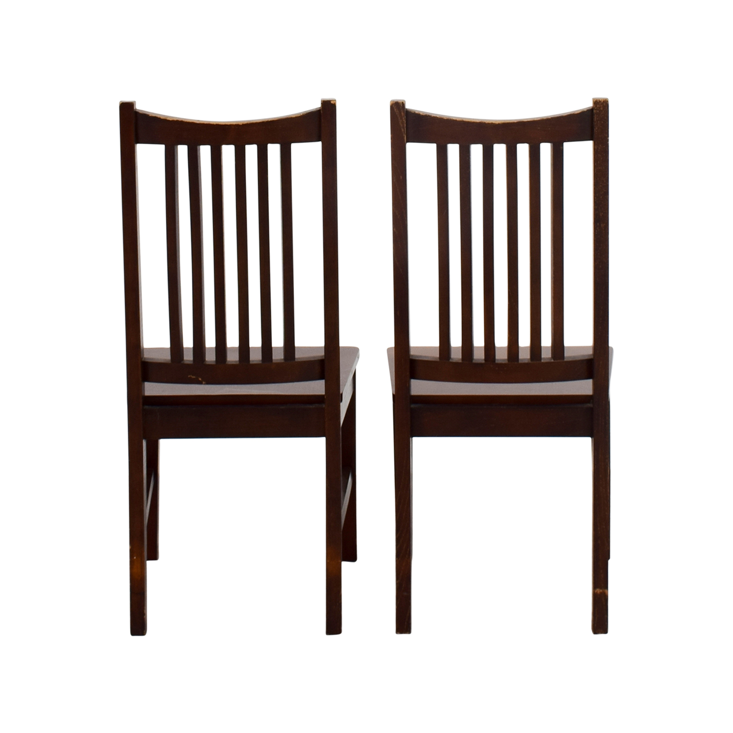 Classic Solid Wood Chairs for sale