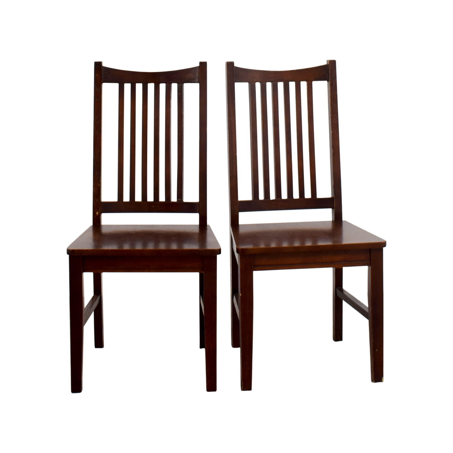 Classic Solid Wood Chairs used