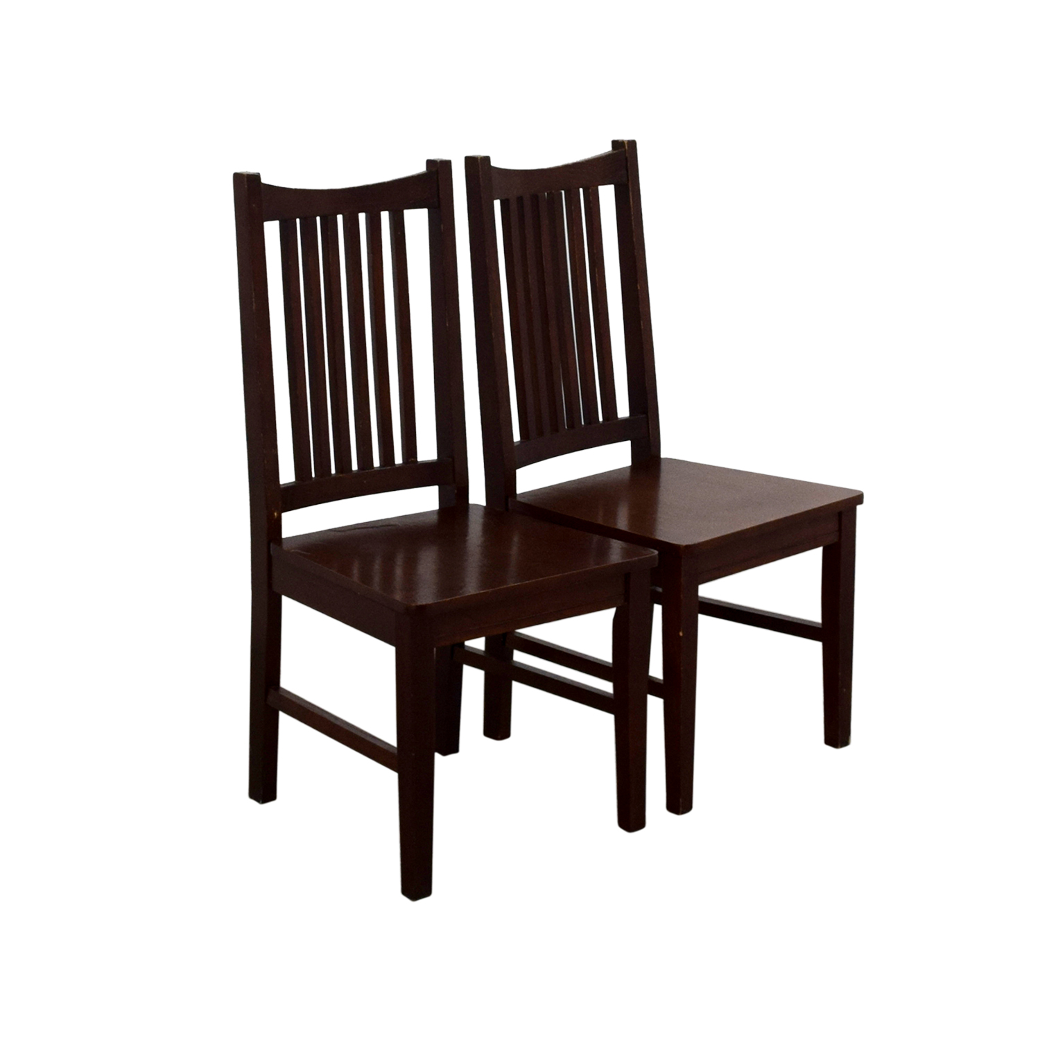 55% OFF Classic Solid Wood Chairs Chairs