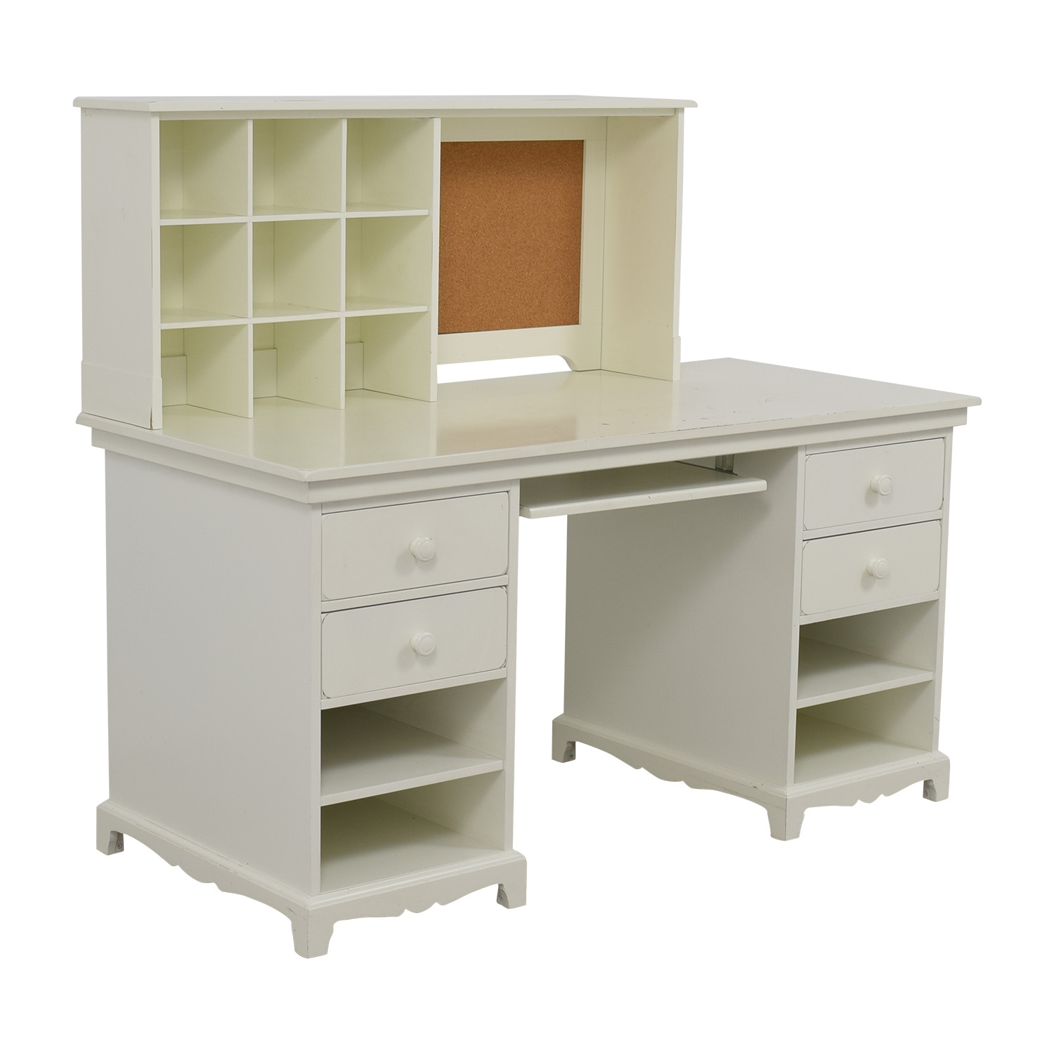 desk walmart ladder ip and tabletop mendocino with urbane white com cubby filbert