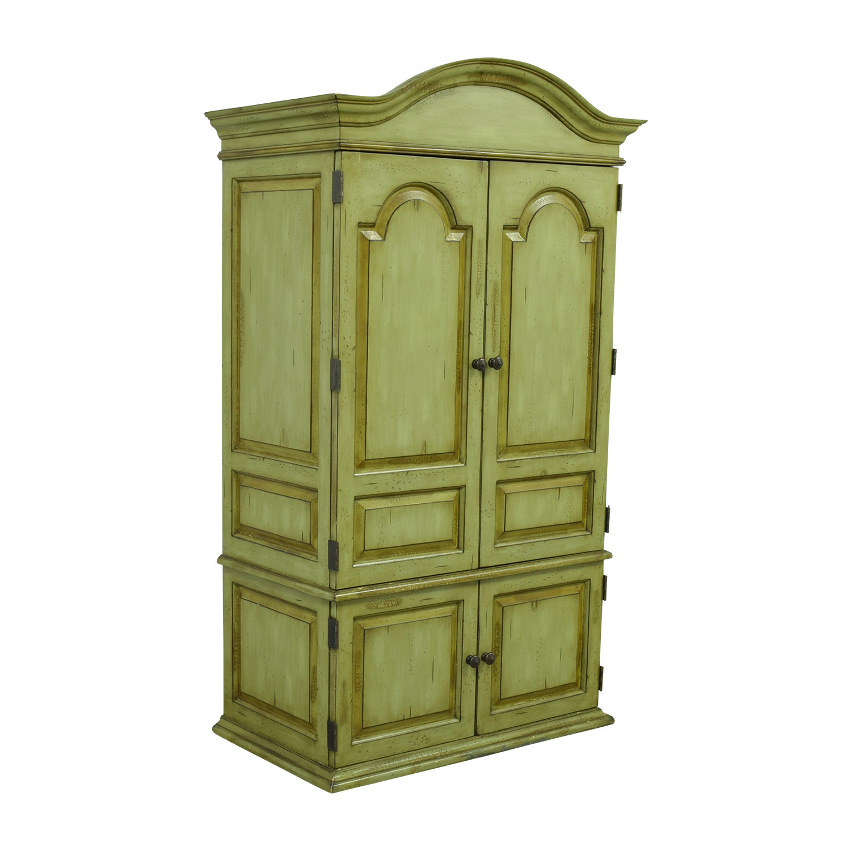 ... Shop Platypus Green Armoire Platypus Wardrobes U0026 Armoires ...