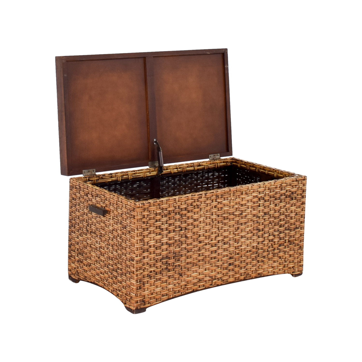 73 Off Woven Storage Trunk Storage
