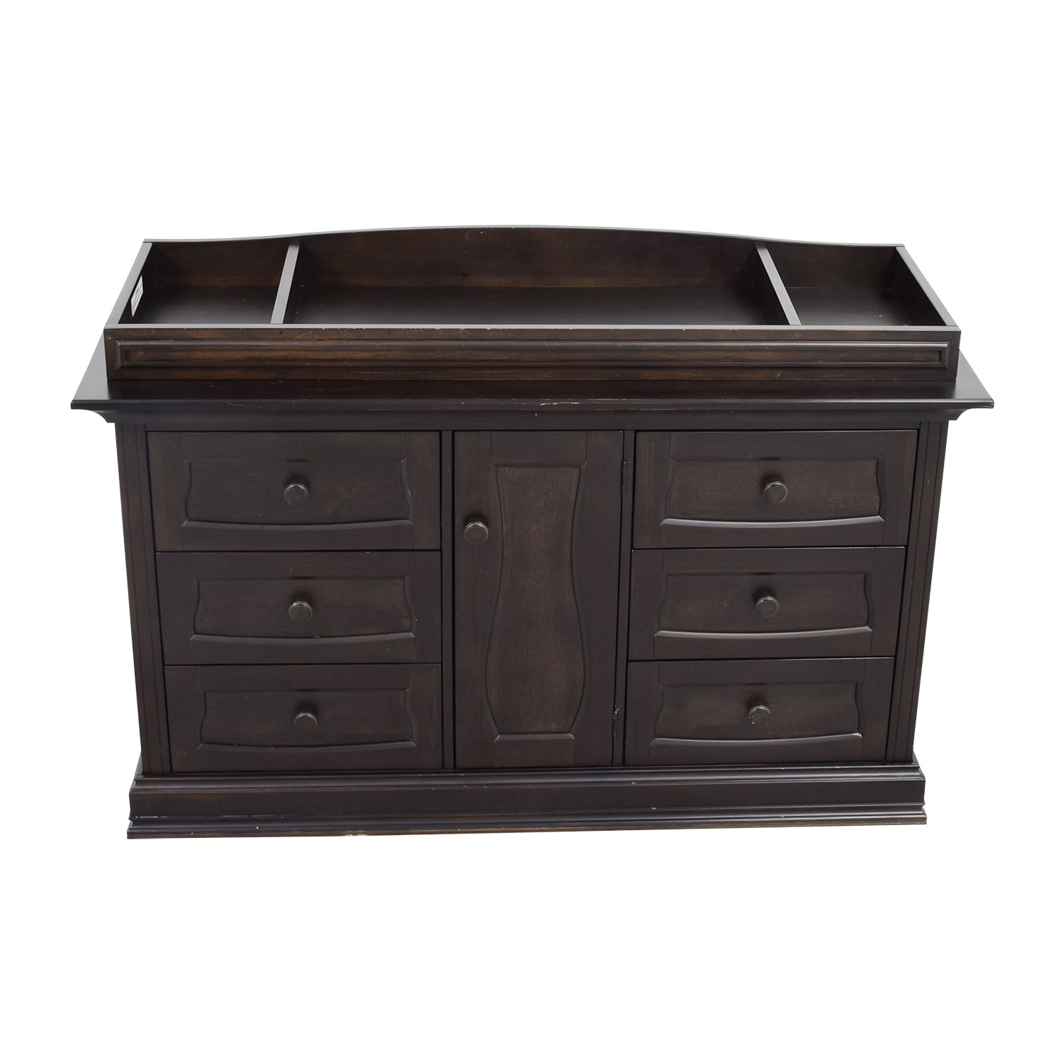 Eco Chic Eco Chic Baby Dorchester Six-Drawer Dresser on sale