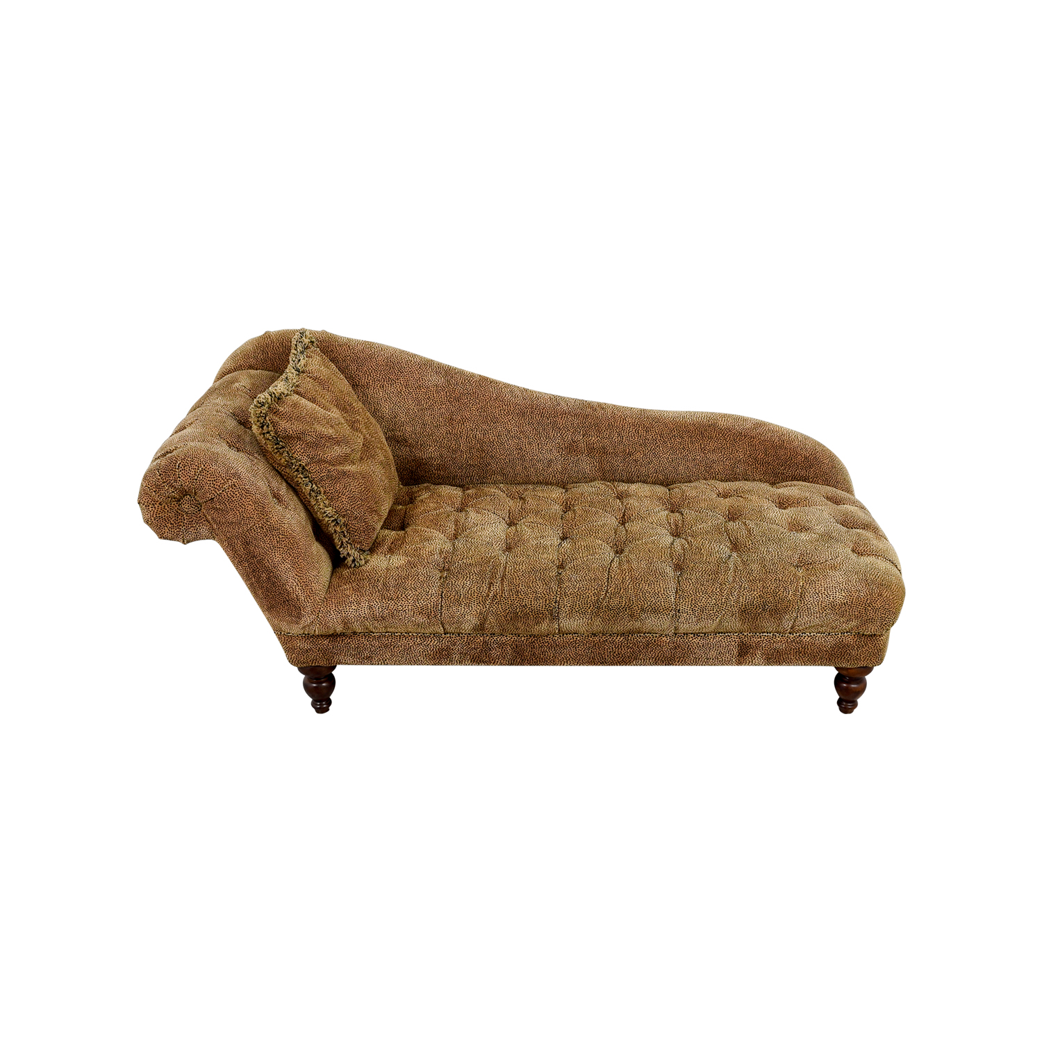 Domain Home Furnishings Leopard Chaise Lounge sale