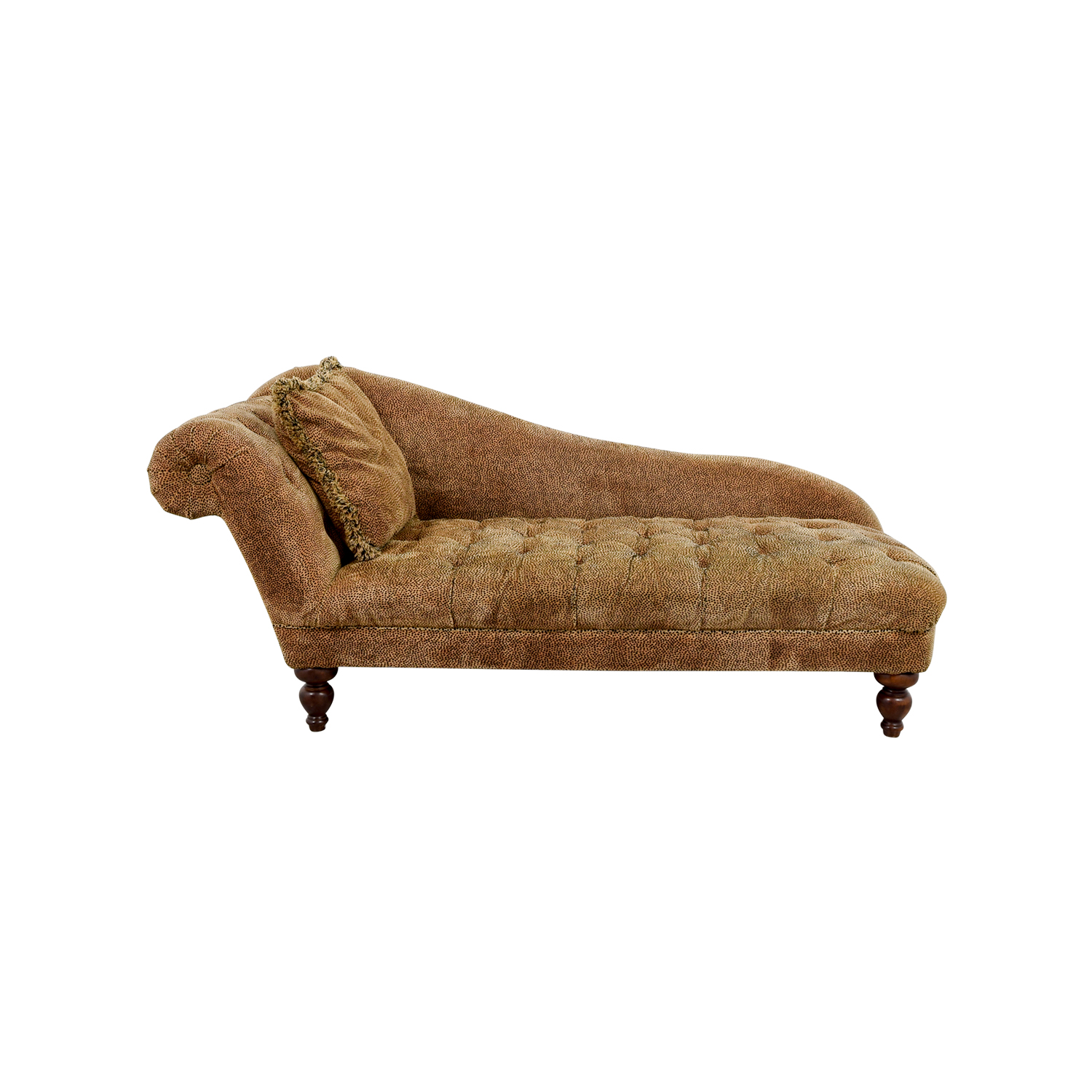 shop Domain Home Furnishings Leopard Chaise Lounge Domain Home Furnishings Chaises