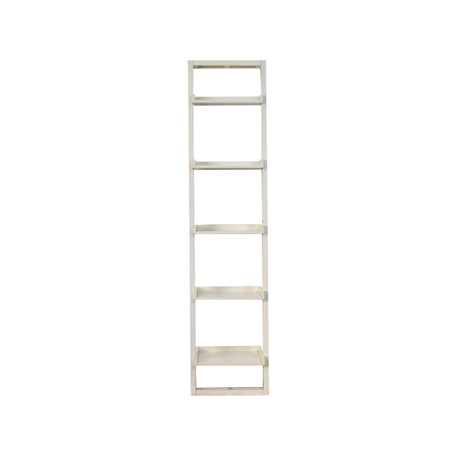 Crate & Barrel Crate & Barrel Sloane Leaning Bookcase price
