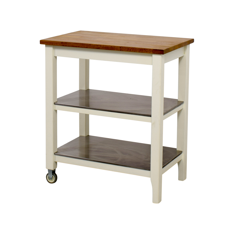 Stenstorp Kitchen Cart For Sale