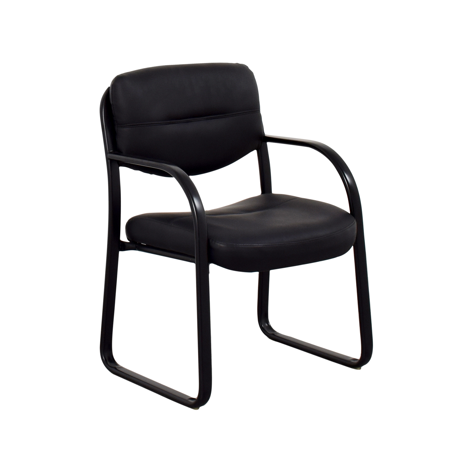 40% OFF Leather Desk Chair Chairs
