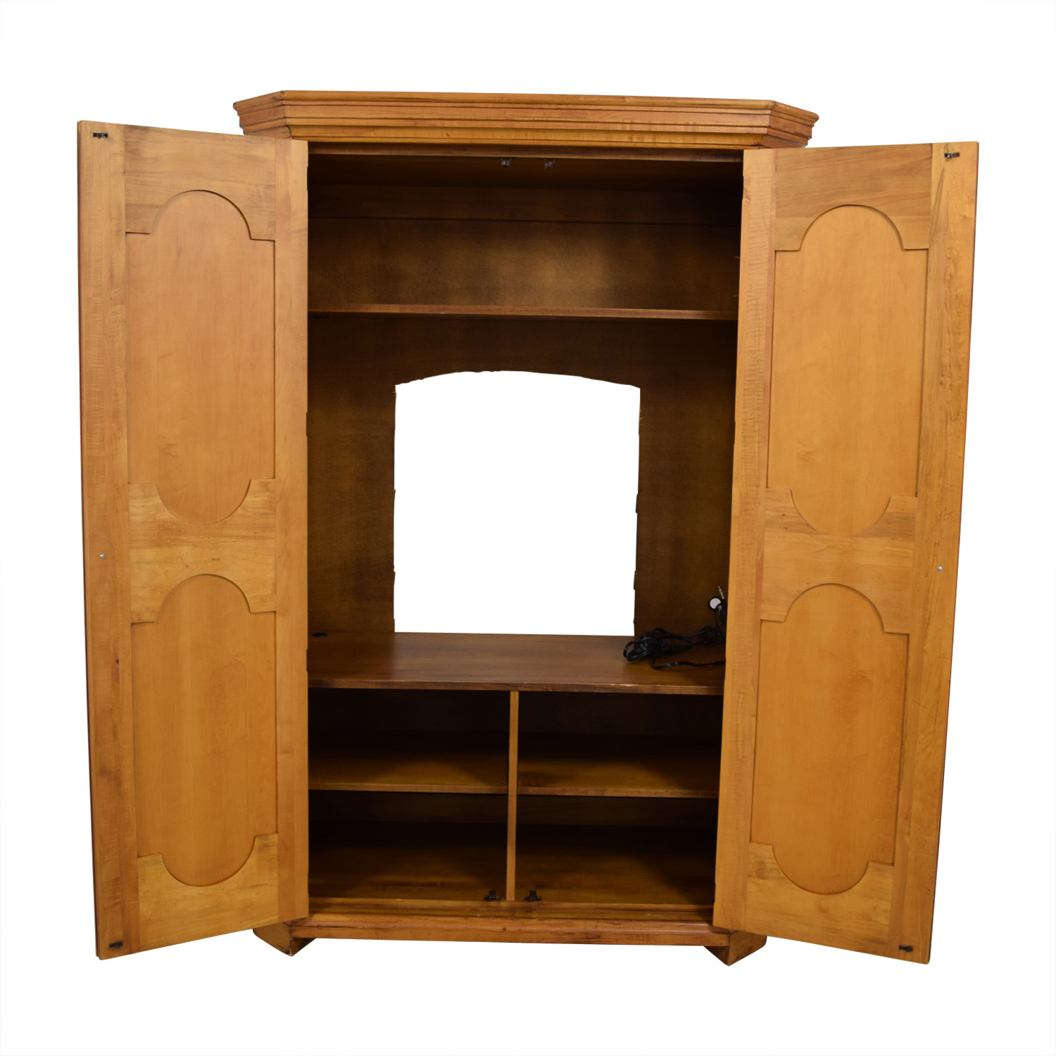 Platypus Two-Toned Armoire Platypus