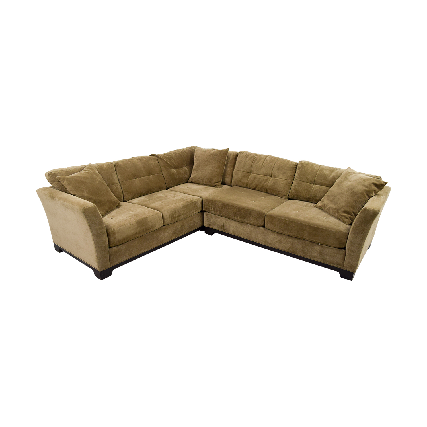 Used sectional sofa sectional sofa design brilliant ideas for Sectional couch