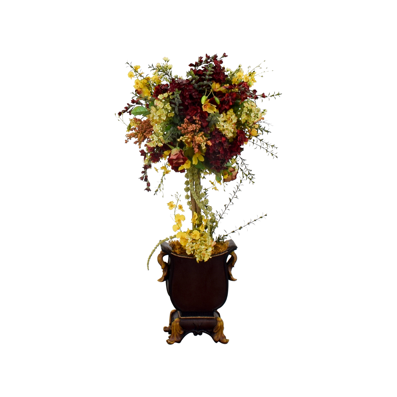 buy Ballard Designs Flower Topiary Ballard Designs
