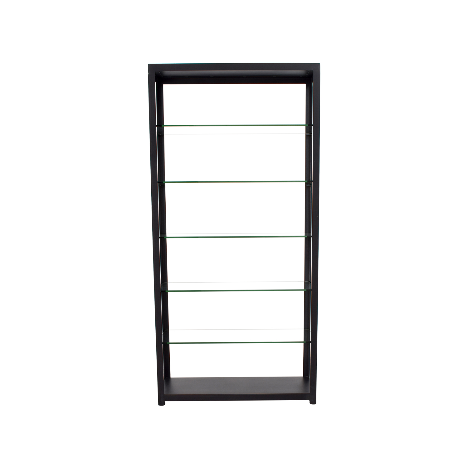 Room & Board Room & Board Glass and Brass Book Shelf price