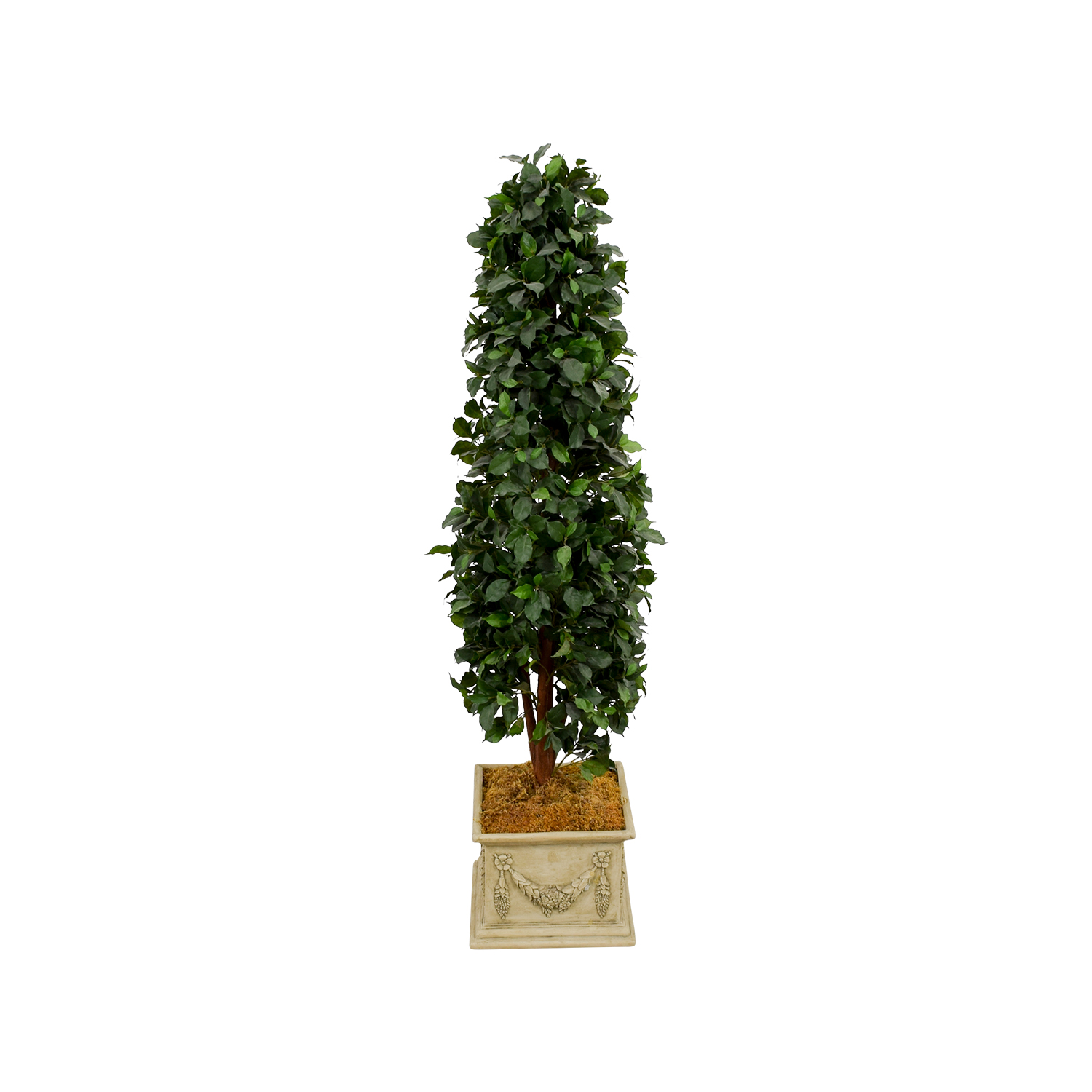 shop Ballard Designs Decorative Green Ivy in Urn Ballard Designs