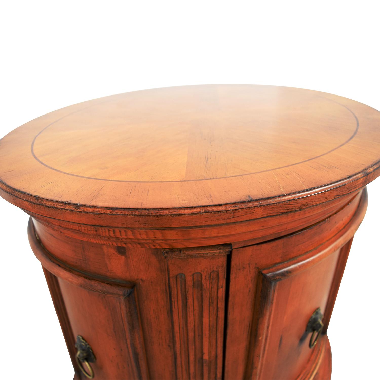 ... Buy Ethan Allen Barrel End Table Ethan Allen End Tables ...