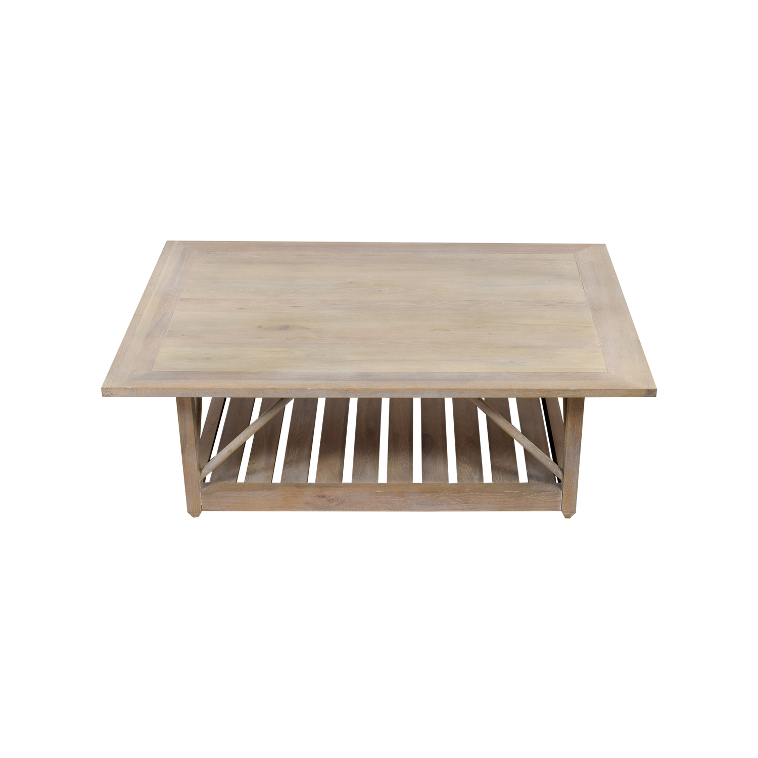 82% OFF IKEA String Coffee Table with Casters Tables