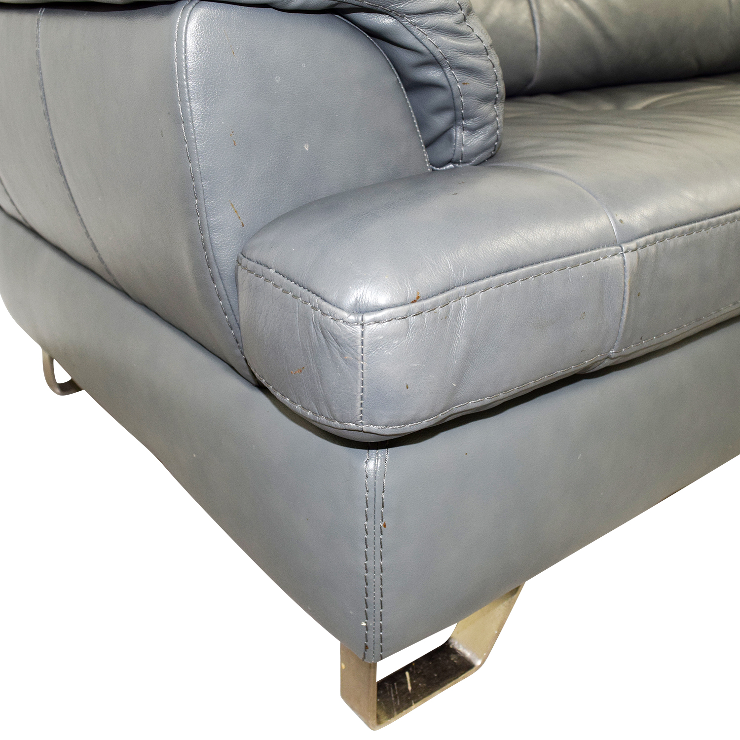 Ashley Furniture Comcom: Ashley Furniture Ashley Furniture Gray Tufted