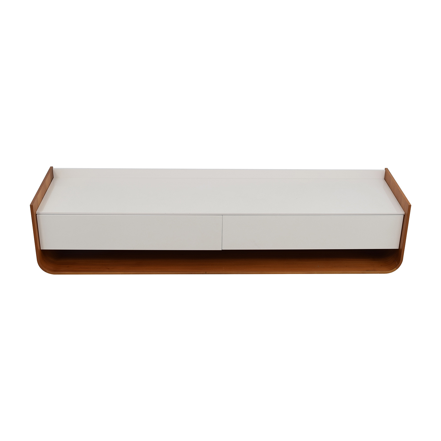 Ligne Roset Ligne Roset White Entertainment Unit Media Units