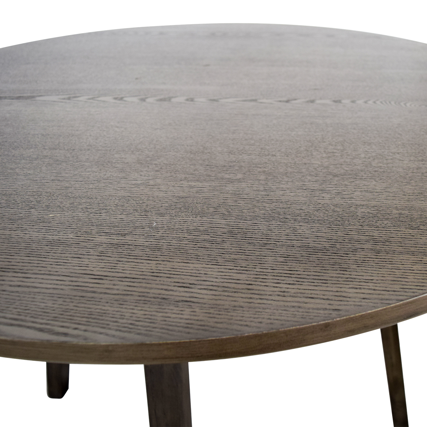 33% OFF Crate & Barrel Crate & Barrel Mid Century Dining Table