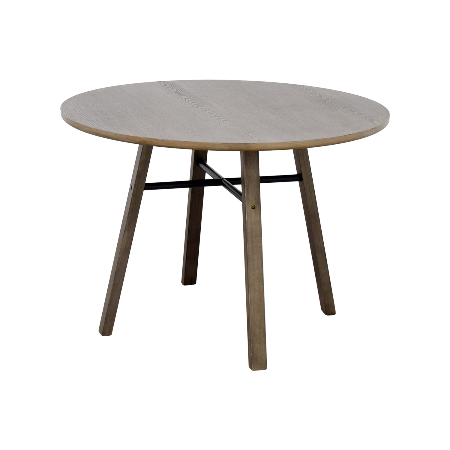 Crate And Barrel Big Sur Dining Table Gallery Dining  : used west elm rustic round dining table from sorahana.info size 1500 x 1500 jpeg 369kB