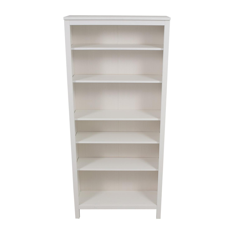 IKEA IKEA White Hemnes Bookshelf coupon