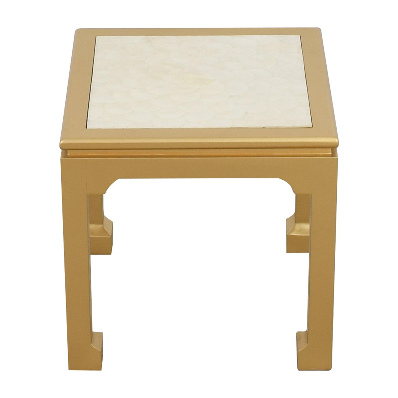 buy Society Social Capiz Gold Inlay Ming Table Society Social Sofas
