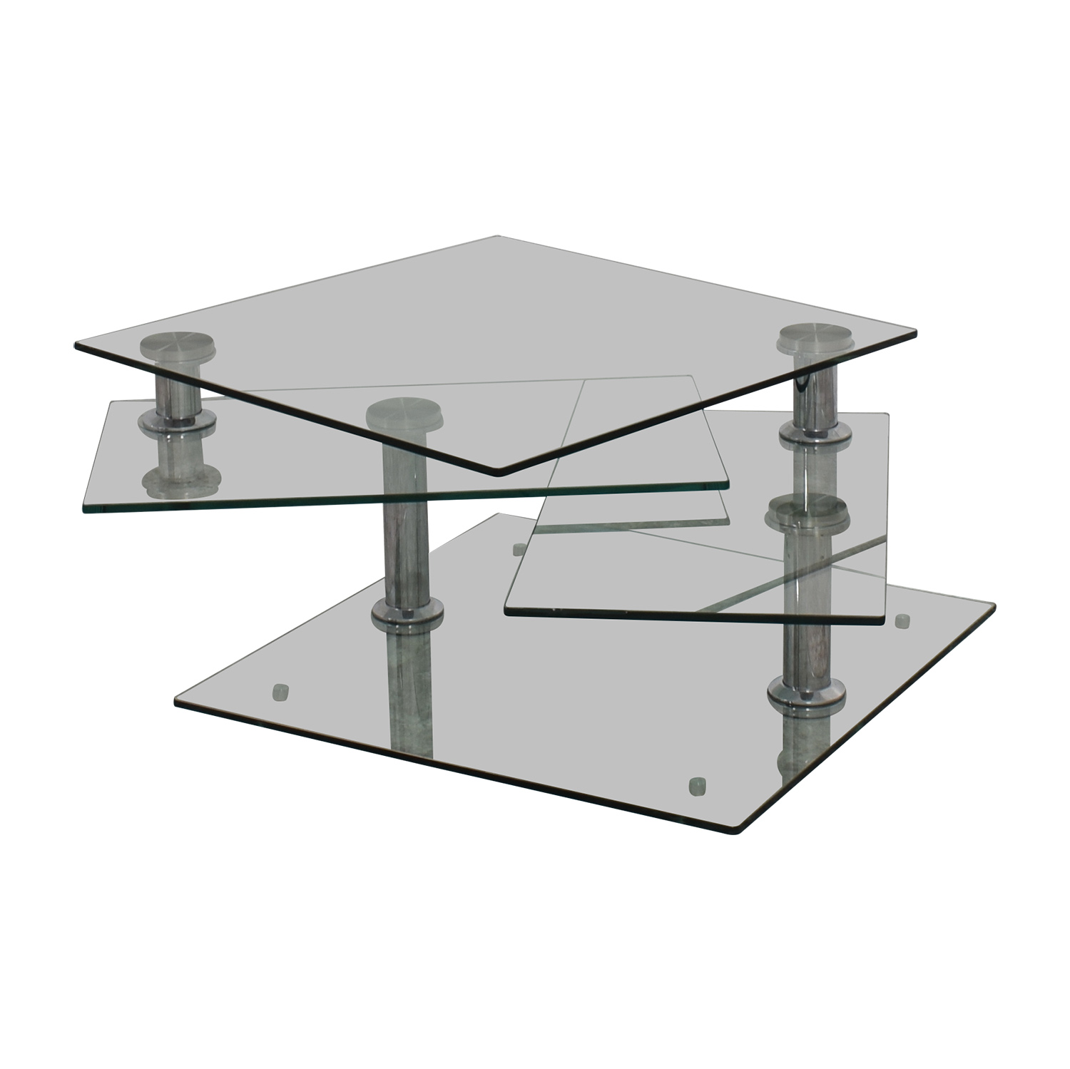 Tanner Coffee Table Full Size Coffee Tablelarge Square Glass