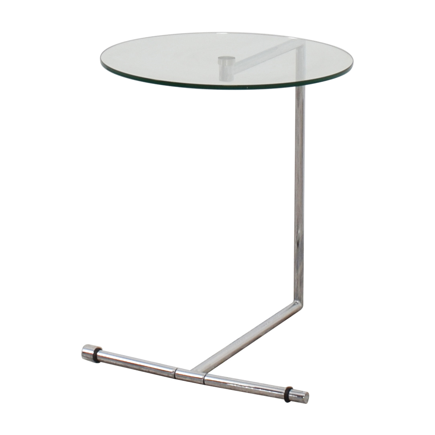 ... Z Gallerie Z Gallerie Glass And Metal Side Table Coupon ...
