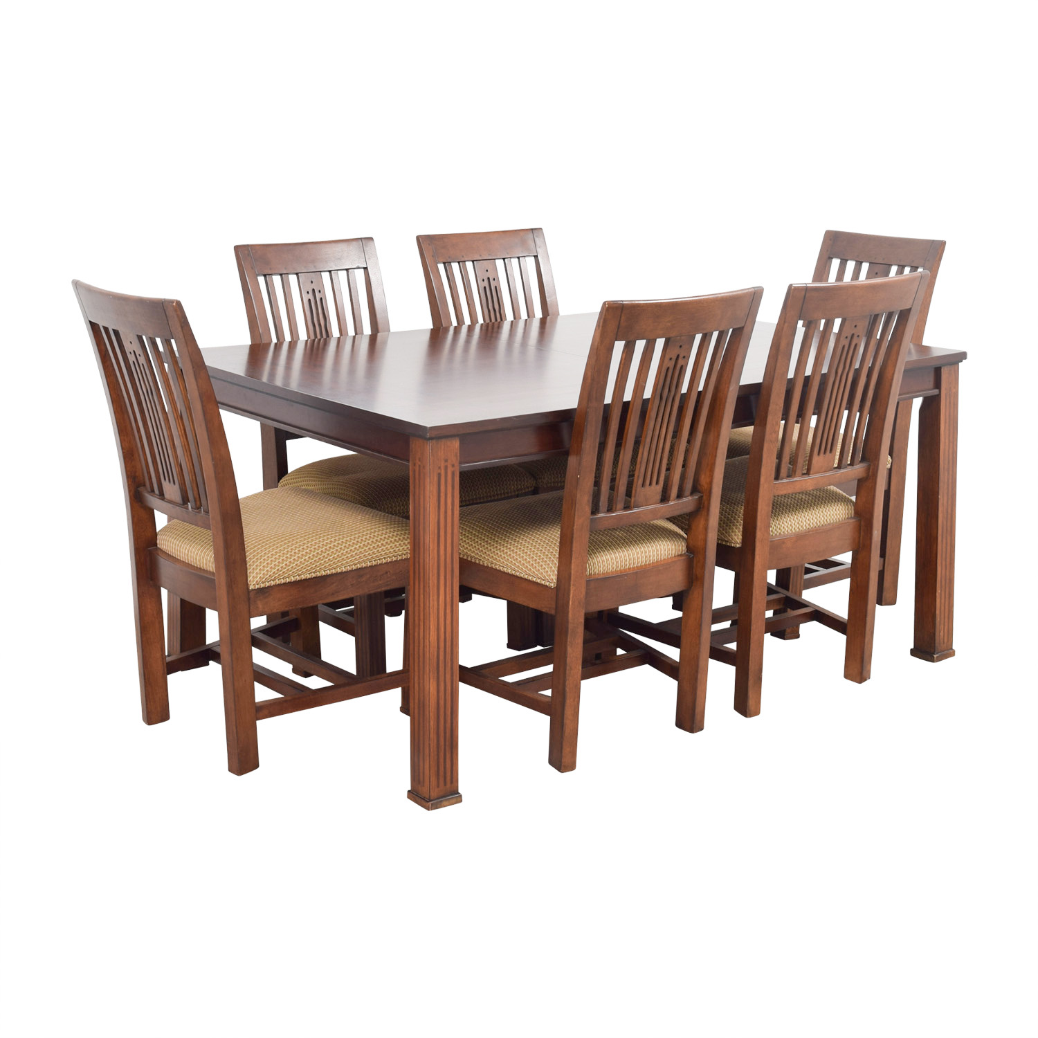 OFF Macy s Macy s Craft Mission Shaker Table and Chairs Tables
