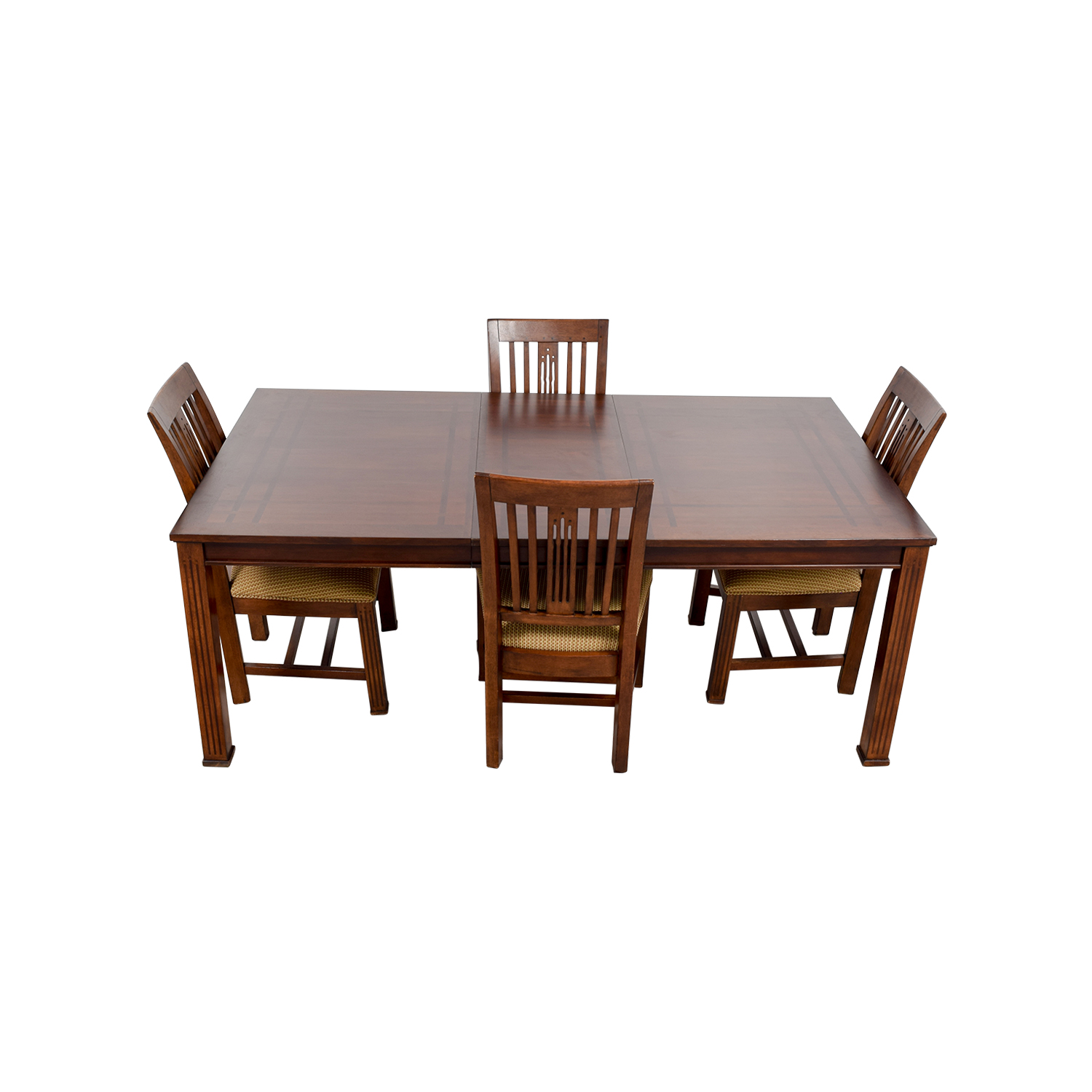 56% OFF Macy s Macy s Craft Mission Shaker Table and Chairs Tables