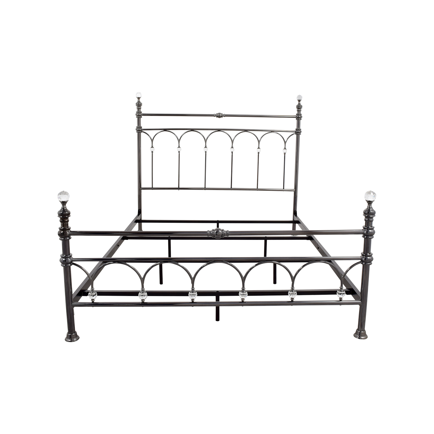 Tribecca Home Tribecca Home Florence Victorian Queen Bed Frame price