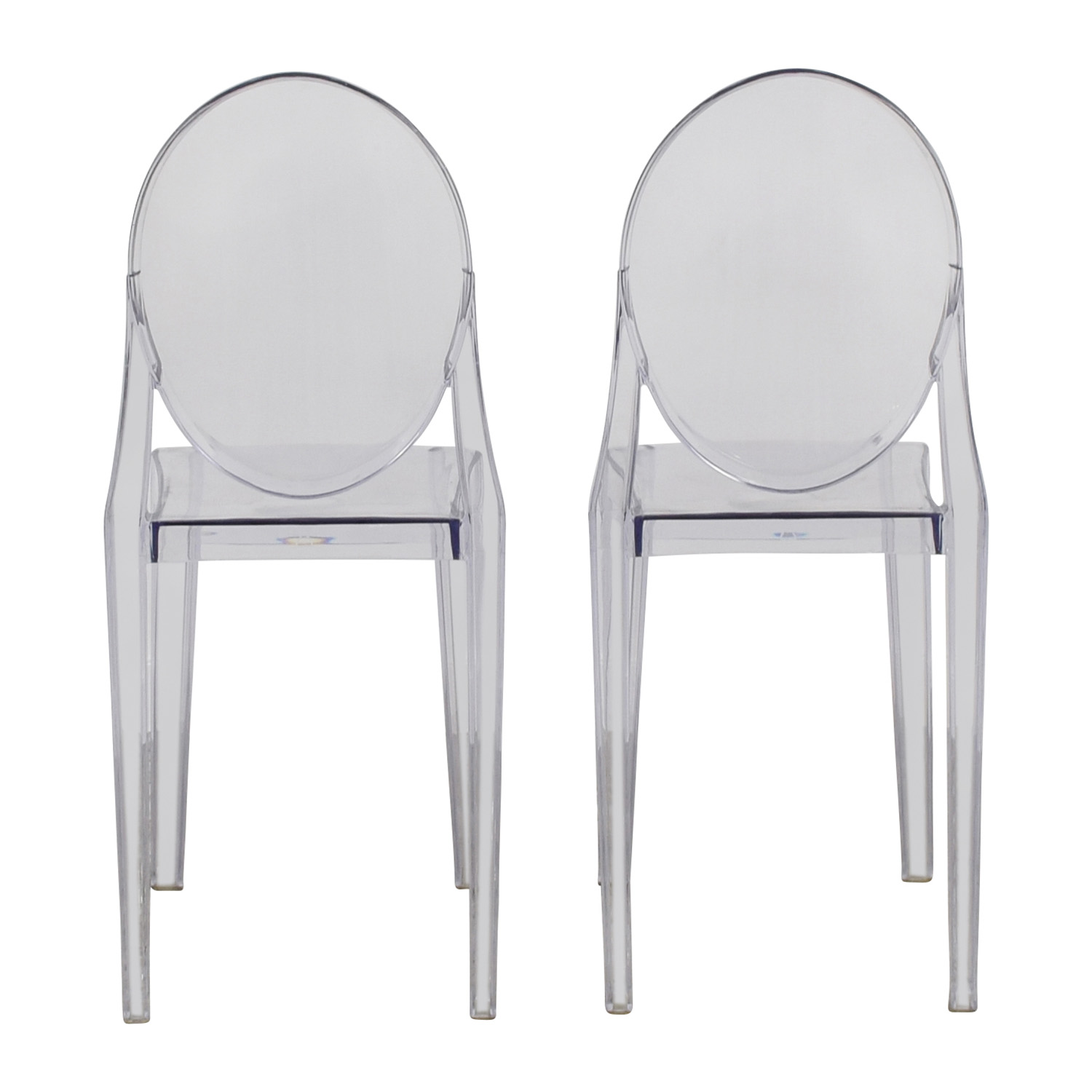 ... Shop Flash Furniture Ghost Side Chairs Flash Furniture ...