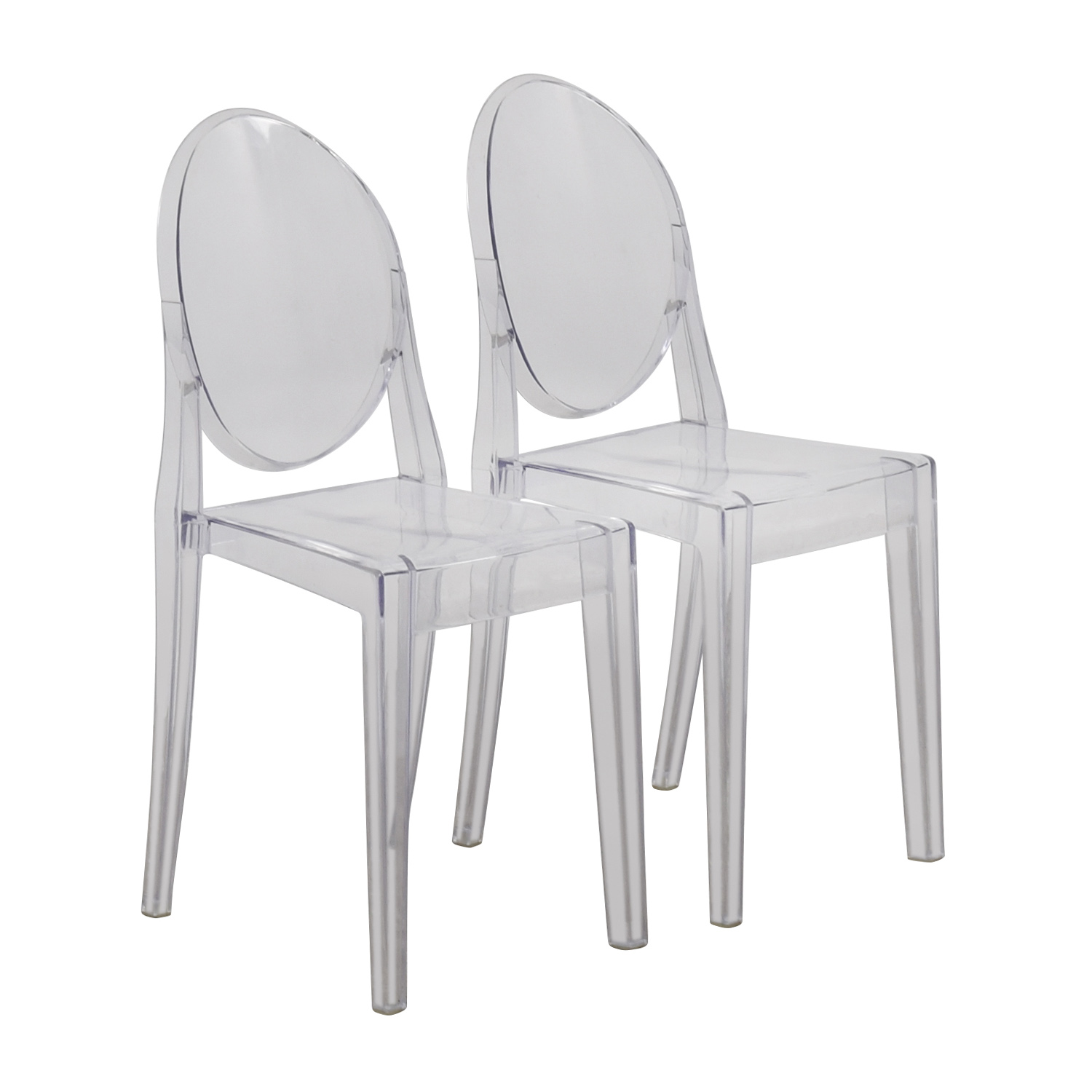 ... Buy Flash Furniture Ghost Side Chairs Flash Furniture Chairs ...