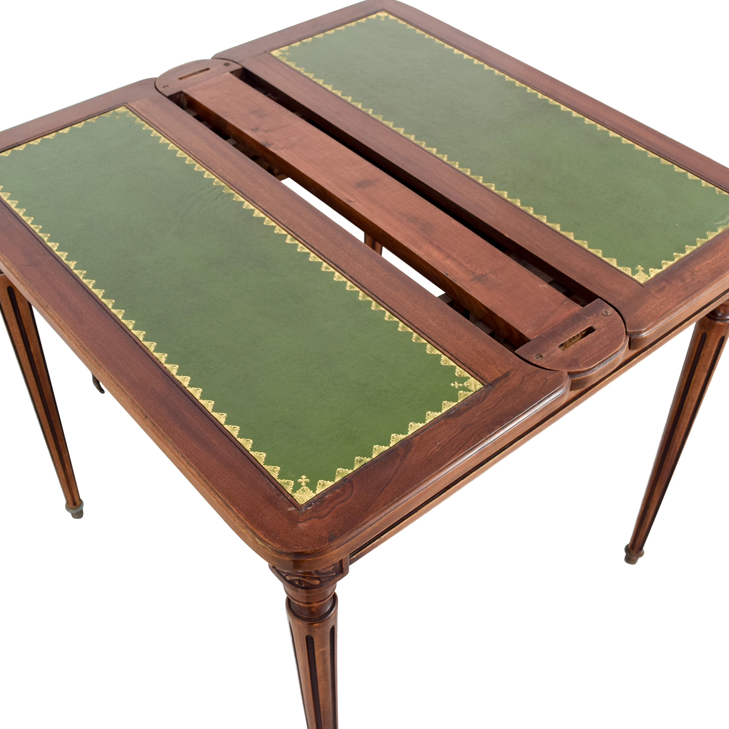 shop Custom Made French Antic Card Table Tables