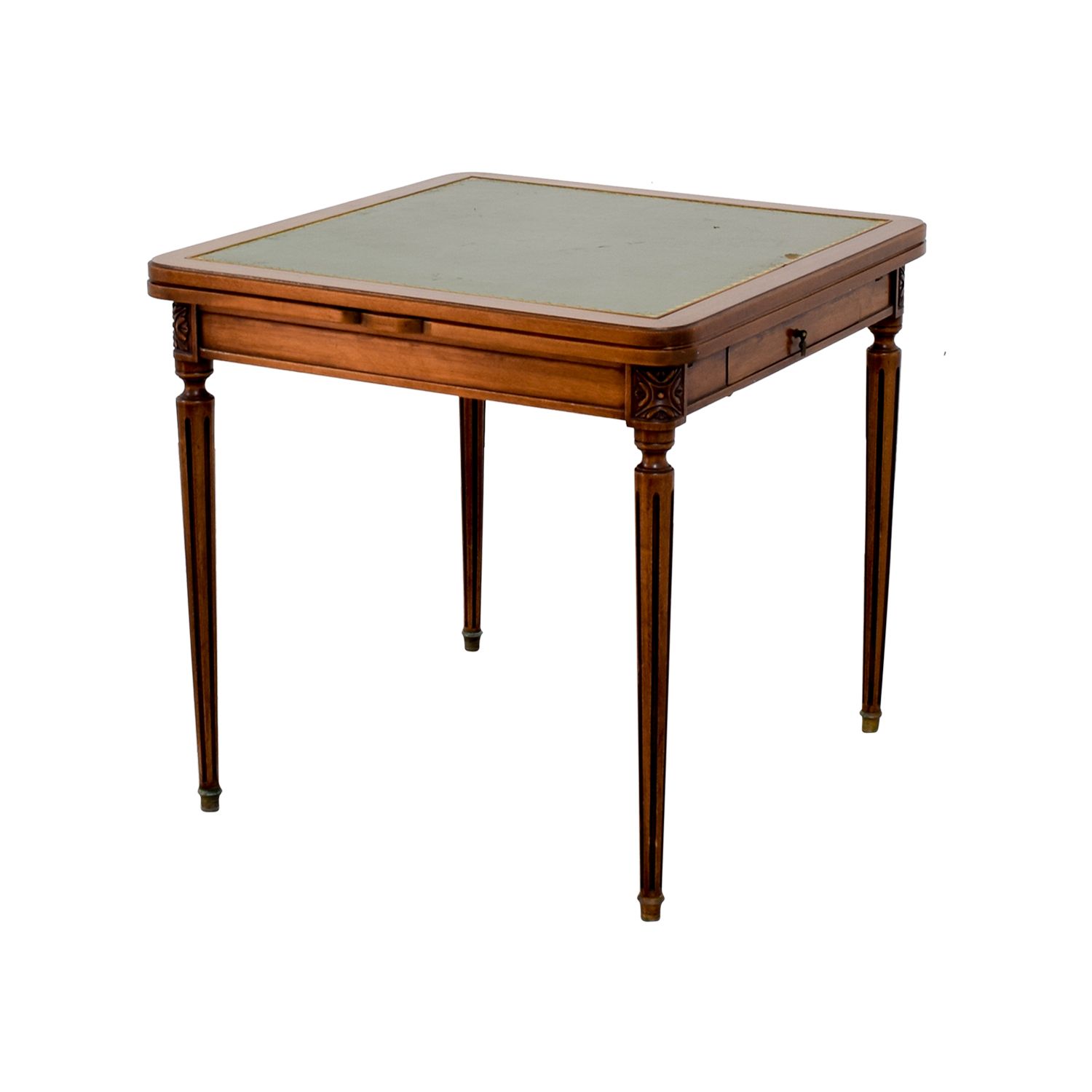 buy Custom Made French Antic Card Table