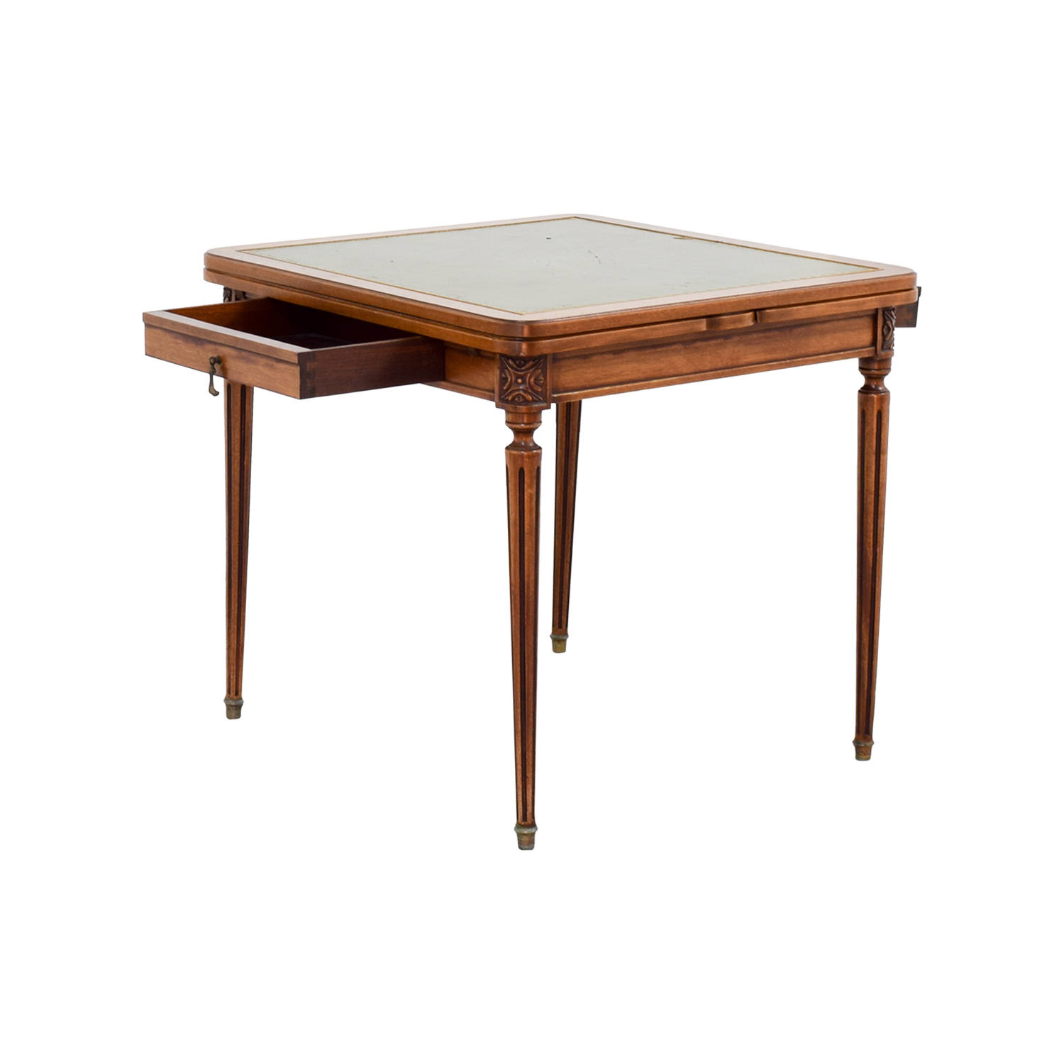 Custom Made French Antic Card Table price