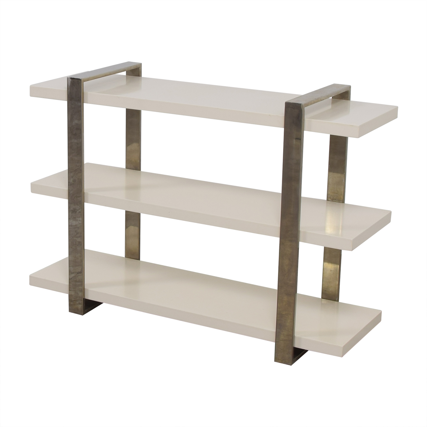 ellise and white modern skyline l contemporary display matte stand bookcase bookcasedisplay walnut bookcases in