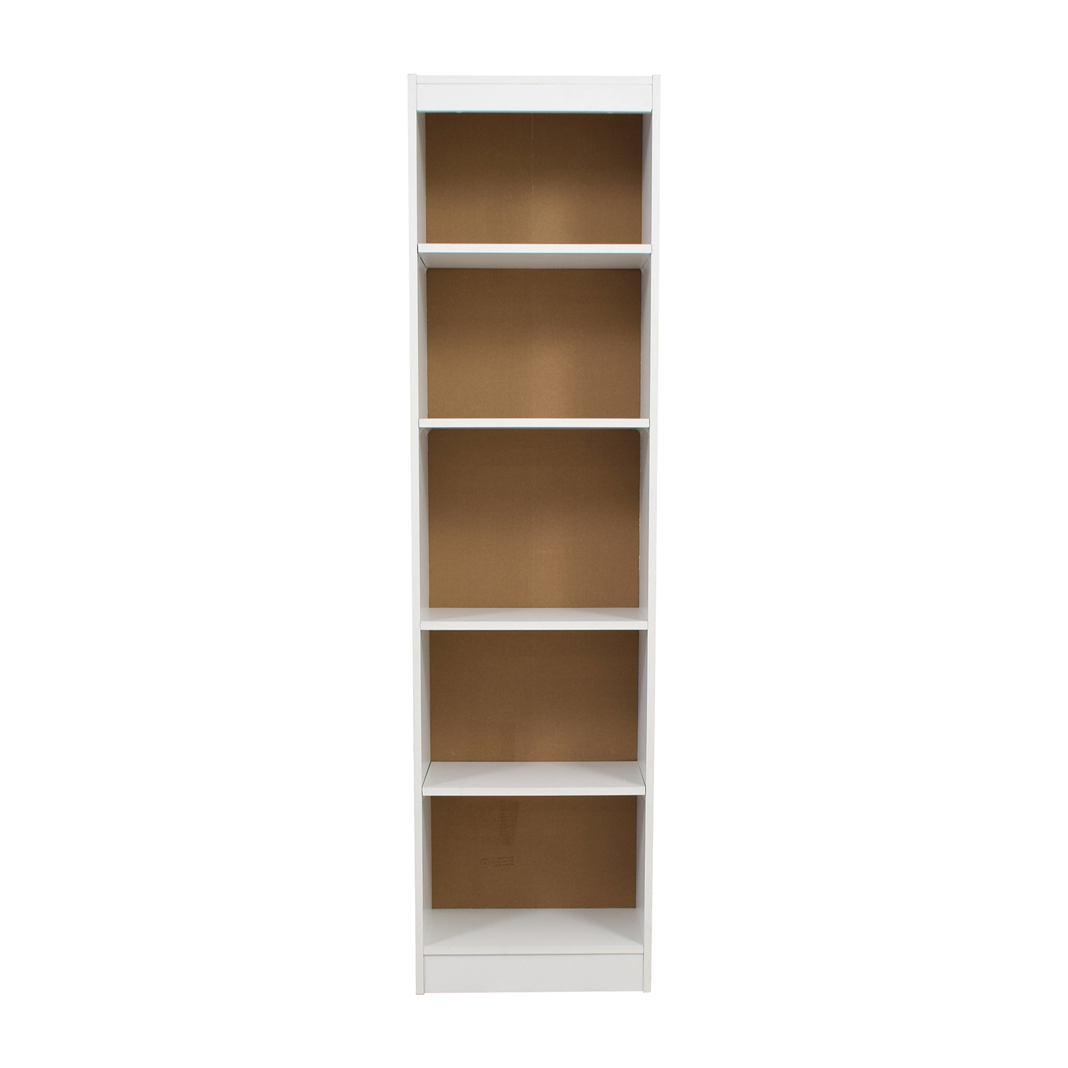 buy South Shore Axess White Narrow Book Case South Shore Axess