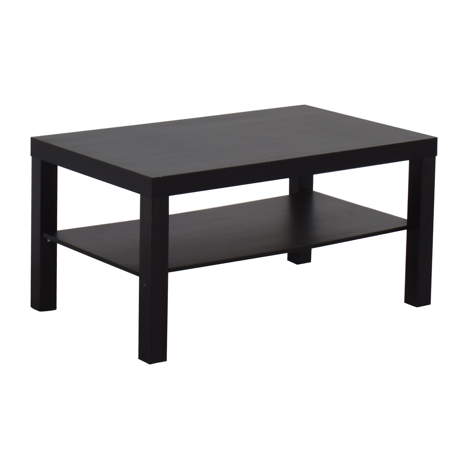 42 off ikea ikea black coffee table tables. Black Bedroom Furniture Sets. Home Design Ideas